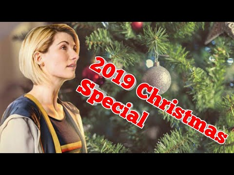 A 2019 Doctor Who Christmas Special?