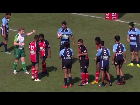 2015 Emirates Airline Dubai Rugby Sevens – UAE National School Boys
