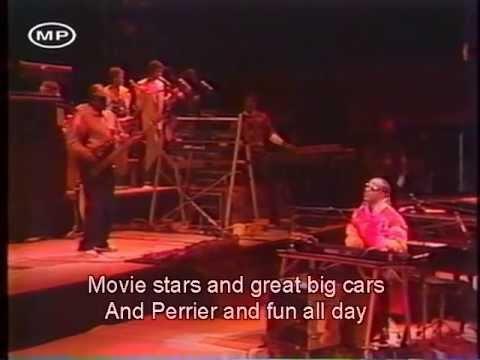 DVD completo Stevie Wonder- Live At Korakuen Stadium Tokyo 1985 RS