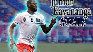 Джуниор Кабананга - Все 3 голы |КАН|