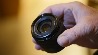 A Look At The Panasonic 35-100mm f4-5.6 Micro Four Thirds Compact Zoom Lens.