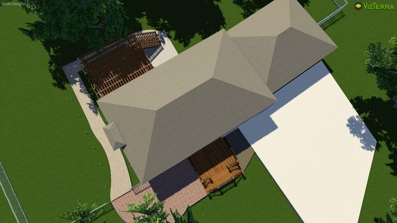 Vizterra 3d swimming pool design software youtube for Pool design software