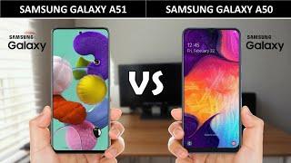 Samsung Galaxy A51 vs Samsung Galaxy A50
