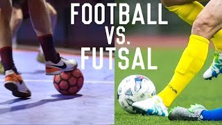 Football Vs. Futsal | What