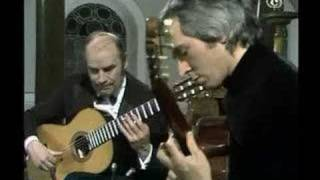 E. Granados - Danza Espanola n. 11 - Williams and Bream