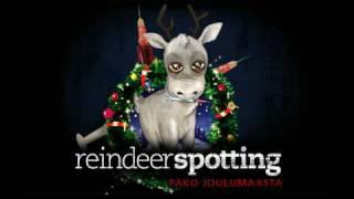 Reindeerspotting - Pako joulumaasta - Radiomainos