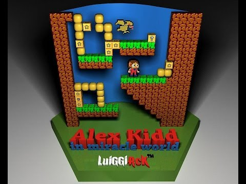 Alex kidd Return to miracle world pc