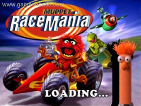 Muppet Race Mania OST PS1 - Lagoon Or Valcano