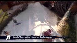 Candide Thovex le skieur extrême aux 11 millions de vues - L'Autre JT