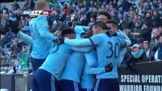 Video Gol Pertandingan New York City FC vs Orlando City SC