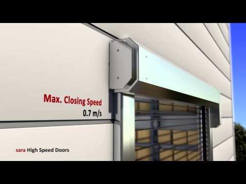 sara LBS High Speed Doors - Warehouse & Logistics News
