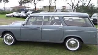 1960-75, Peugeot 404 - Auto Show Veterama 2014