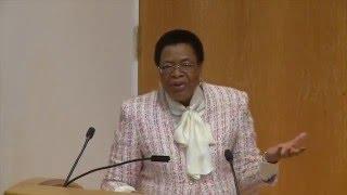 Devaki Jain Inaugural Lecture: Graca Machel