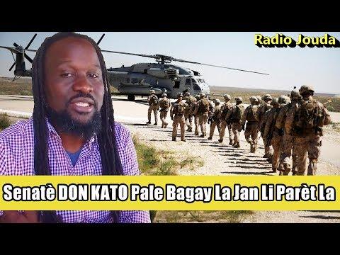 DON KATO Lage Nouvèl La Tou Kri Men Sak Pral Pase Ayiti