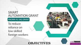 SAG GRANT EXPLAINED BY SMI FUNDING