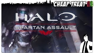 Halo: Spartan Assault Cheap Treat - Lizenzschlachtung? [German] | Halo Spartan Assault Test