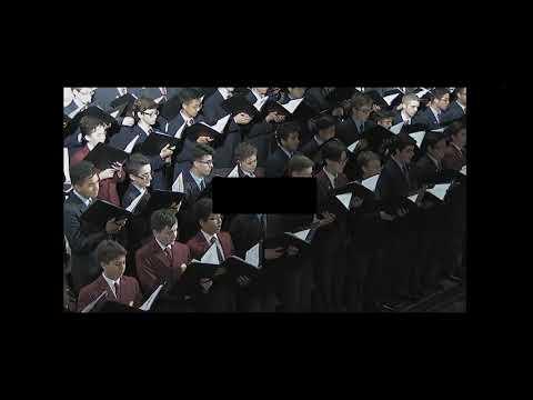 SMCS on SMC Altar - Featuring the Sistine Chapel Choir