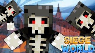 Siege World: HAUNTED MANSION Dungeon (Season 2 - Episode 5)