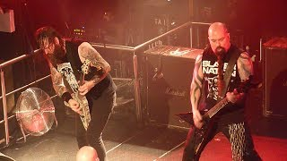 Slayer - Die by the Sword / Spirit in Black, The Academy, Dublin Ireland, 01 July 2014