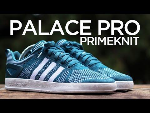 Closer Look: adidas Palace Pro Primeknit - Surf Petrol