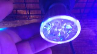5 led e27 uv coral reef grow light fish tank aquarium bulb par30 c
