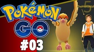 Pokemon GO Part 3 - GYMS & TEAMS! Gameplay Walkthrough