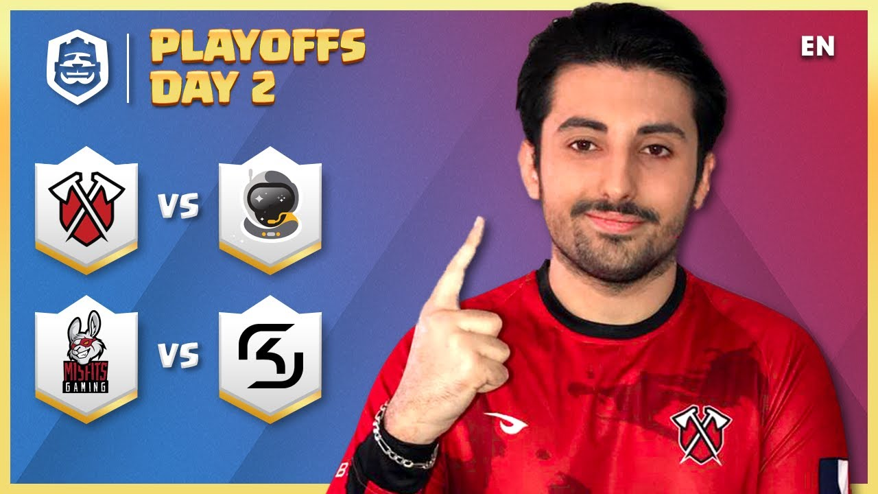 Clash Royale League: CRL West 2020 Spring | PLAYOFFS Day 2! (English)