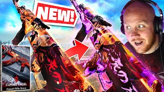 USING NEW ANIME AK-47 SKIN IN WARZONE! FULL *REACTIVE* UNLOCK! Ft. CouRageJD, Cloakzy & TeeP