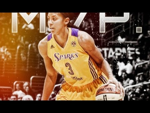 Candace Parker  - The Real CP3
