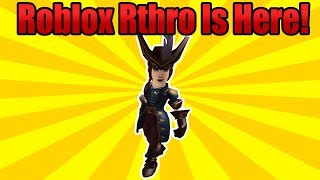Roblox Rthro Is Here Good Or Bad? (My opinions)