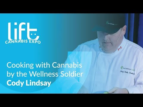 Cooking with Cannabis by the Wellness Soldier