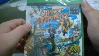 Sunset Overdrive - Day One - Xbox One - Unboxing, Gameplay e breve Análise