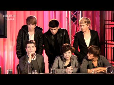 The X Factor 2010 final 4 full press conference