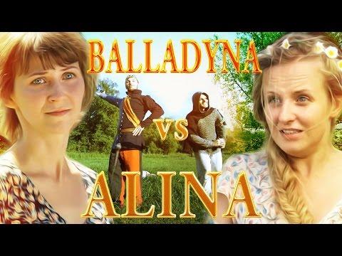 Wielkie Konflikty - odc.14 'Balladyna vs Alina'