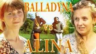 """Wielkie Konflikty - odc.14 """"Balladyna vs Alina"""""""