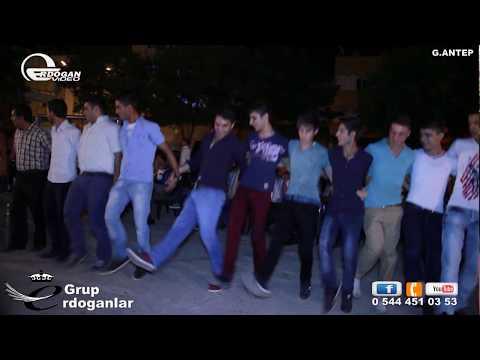 Harika Davul Zurna Halayı G.Antep - Erdoğan Video 2015