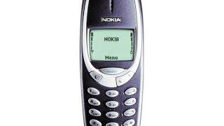 Nokia 3310 звонок