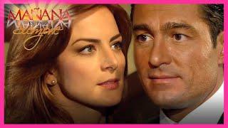 Mañana es para siempre: Fernanda le pide a Franco que le guarde un secreto | Escena C30 | tlnovelas