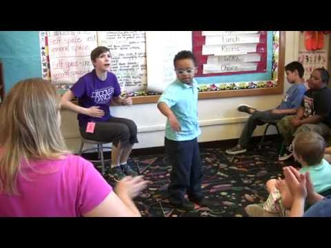 DISCOVER DANCE : Working with Special Education Classrooms