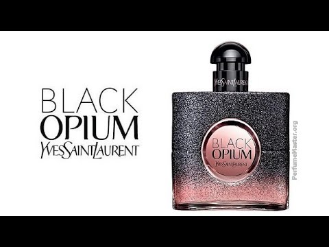 Yves Saint Laurent Black Opium Floral Shock Perfume Youtube