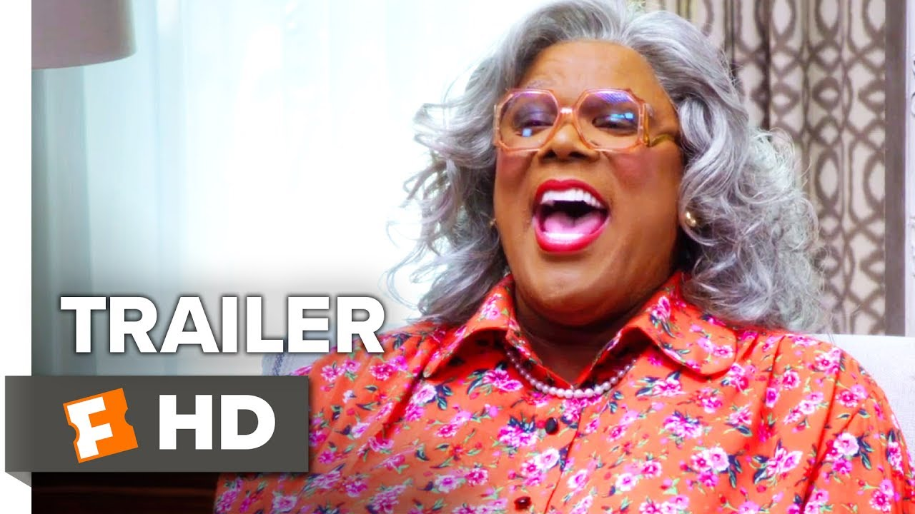a madea halloween teaser trailer 1 2017 movieclips trailers - Halloween Trailers