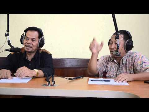 Roslan Madun: Temubual di Radio Republik Indonesia RRI