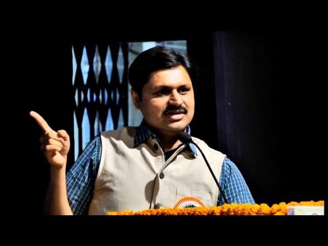 Yajurvendra Mahajan - best speech for teachers & all.
