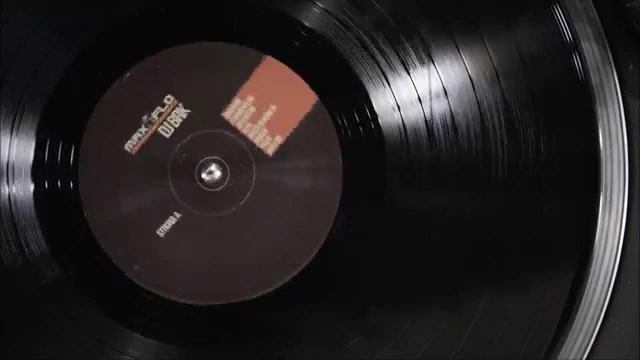 MaxFloInstrumentals - DJ BRK (Strona A)