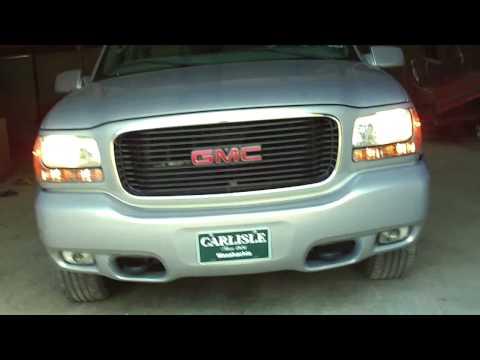 2000 Yukon Denali 4X4