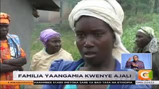 Familia yaangamia kwenya ajali ya Kericho