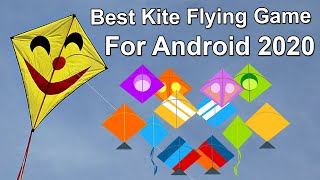 Best Kite Flying Game For Android   Best Kite Fighting Game Full (Desi Style) For Android (HINDI)