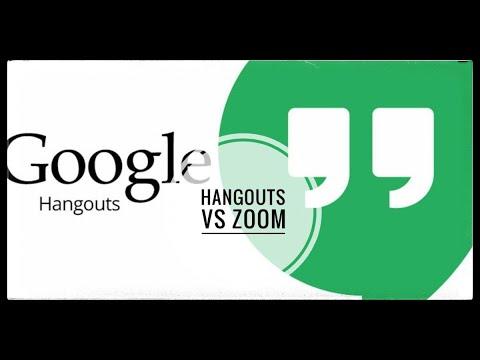 #Audio - Hangout vs Zoom - Nro 1685