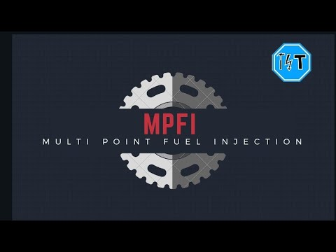 Multipoint Fuel Injection || MPFI