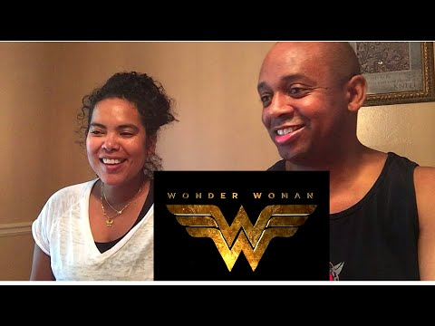 Issue Number 10:   Wonder Woman Comic-Con Trailer Reaction
